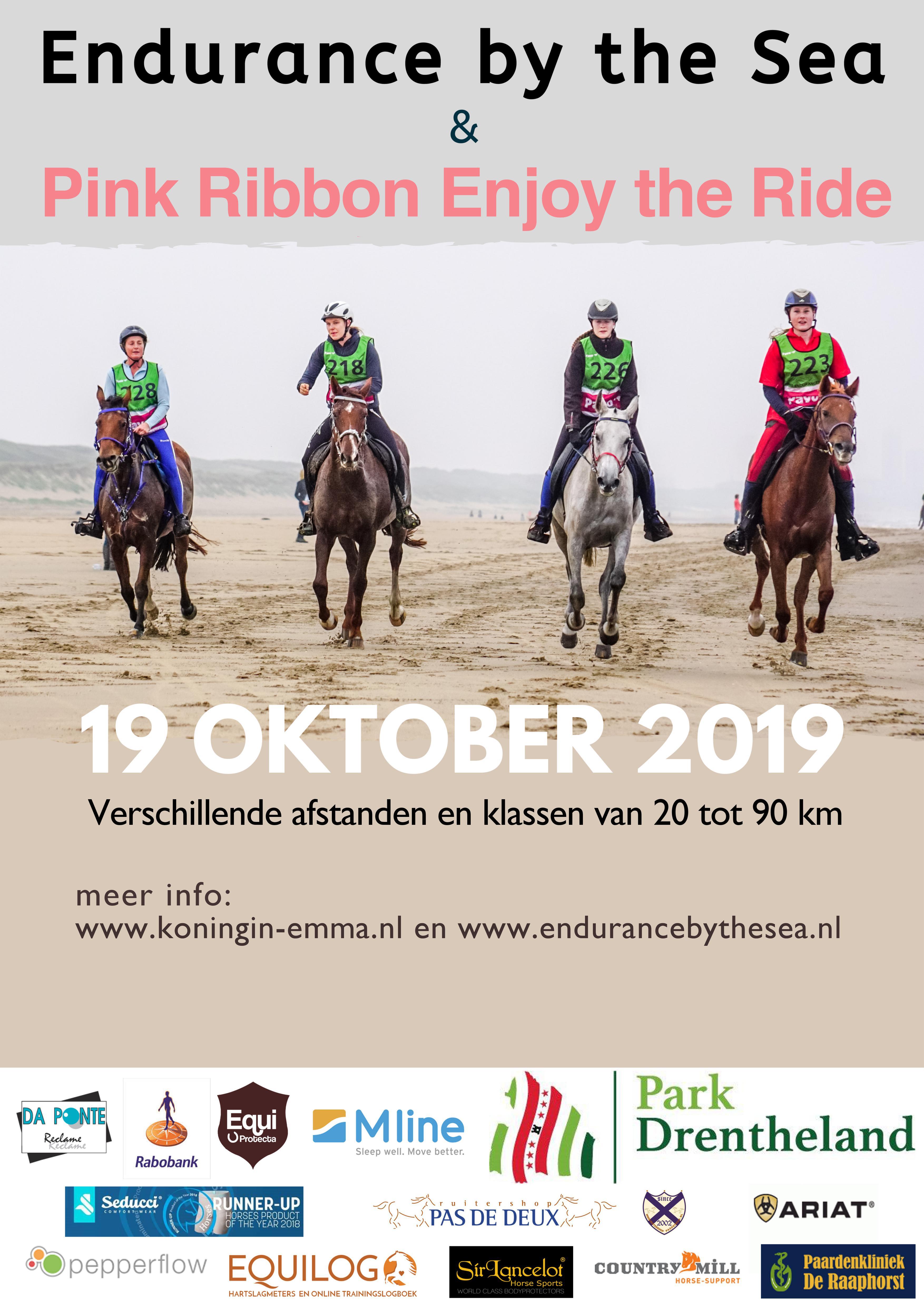 Zaterdag 19 oktober Enjoy the Ride